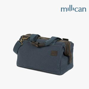 밀리컨 Millican HARRY THE GLADSTONE BAG SMALL  _GREY BLUE