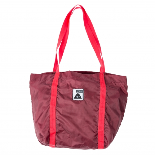 폴러 스터프 스터프에이블 토트 - POLER STUFF STUFFABLE TOTE SWEET BERRY WINE
