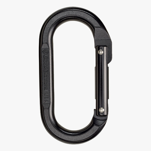 [2016 New Arrival] 블랙다이아몬드 NEW 오발 카라비너 OVAL CARABINER