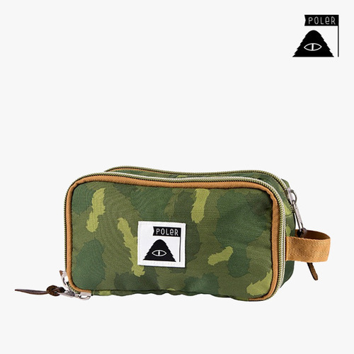 폴러 스터프 DOPE DOPP KIT - FURRY CAMO