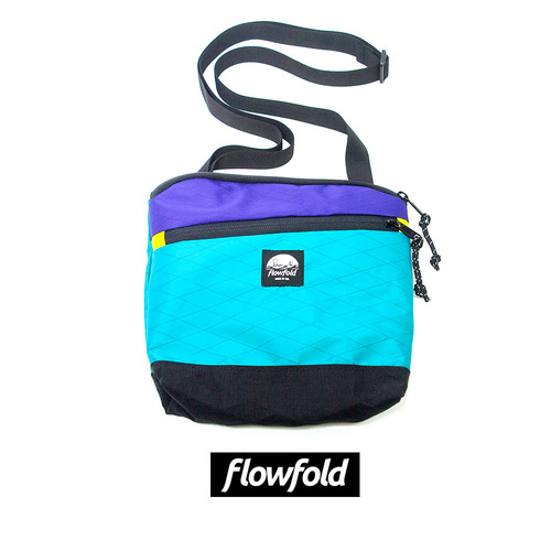 플로우폴드 FLOWFOLD MUSE 2L Aqua / Purple