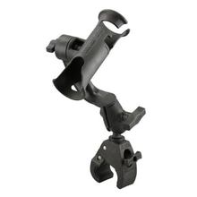 오터박스 램마운트 RAM® Tube Jr.™ Rod Holder with Revolution Arm and RAM® Tough-Claw™ Base - 낚시대 거치대